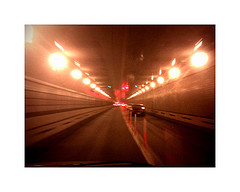 The midtown tunnel